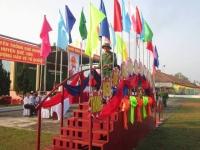 156 thanh niên Quế Sơn hăng hái lên đường nhập ngũ