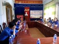 Sinh hoạt kỷ niệm 62 năm ngày truyền thống Hội LHTN Việt Nam (15/10/1956-15/10/2018).